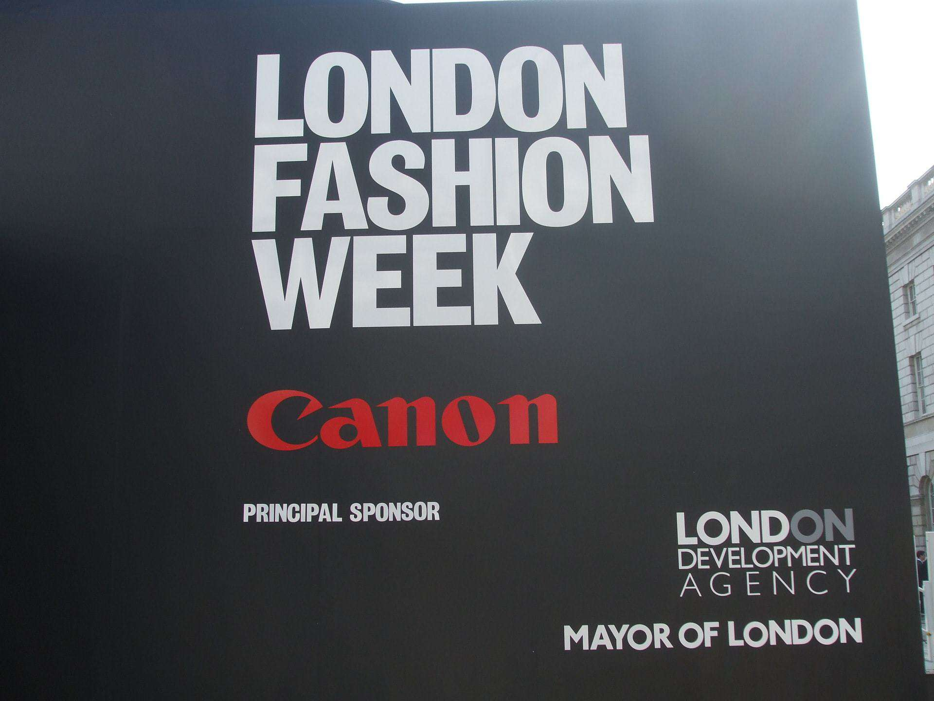 London Fashion Week launches