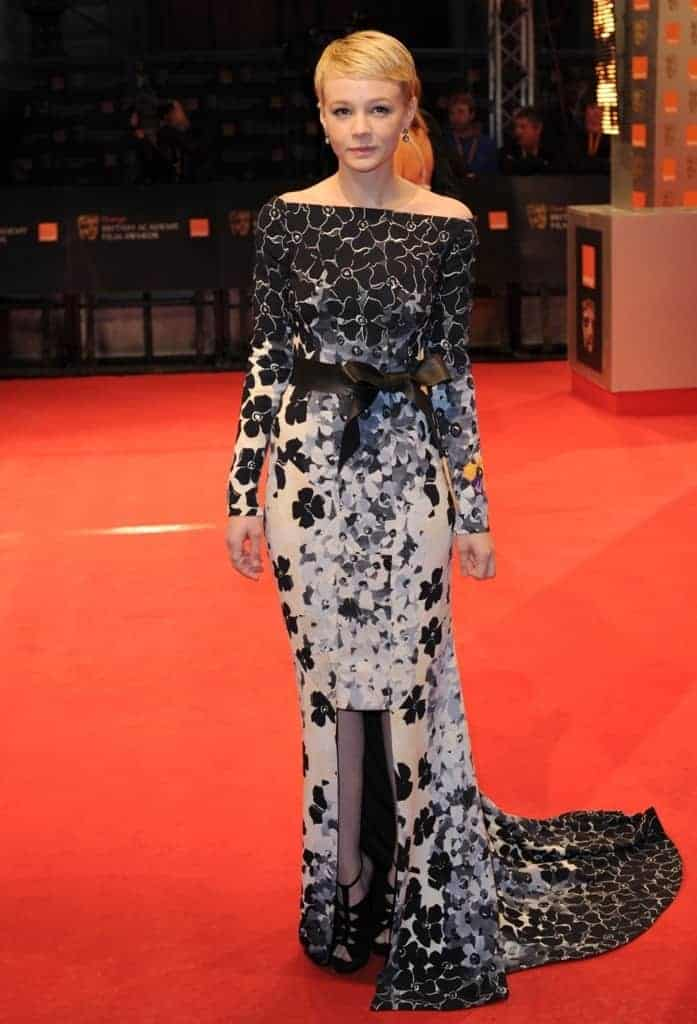 Carey Mulligan's BAFTA dress at Selfridges pop-up charity shop