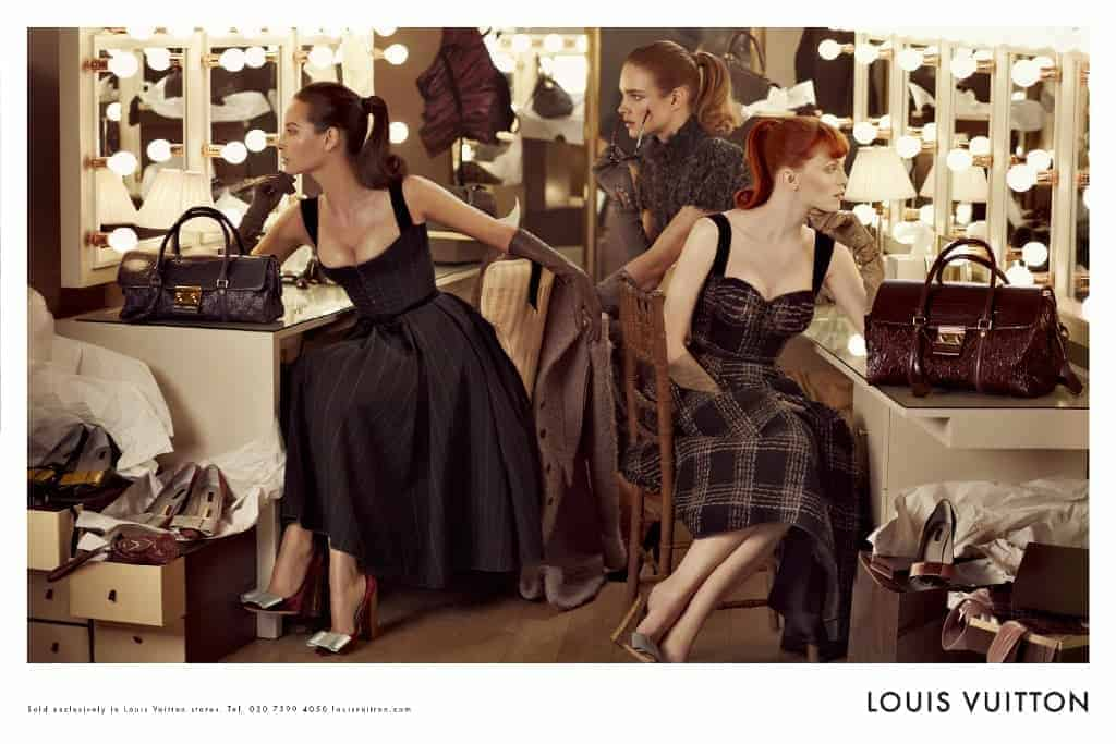Louis Vuitton, new ad campaign