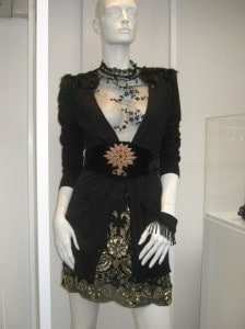 Goth glamour inspires autumn/winter at Oasis