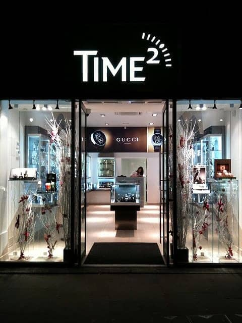 Time2 Long Acre store in Covent Garden
