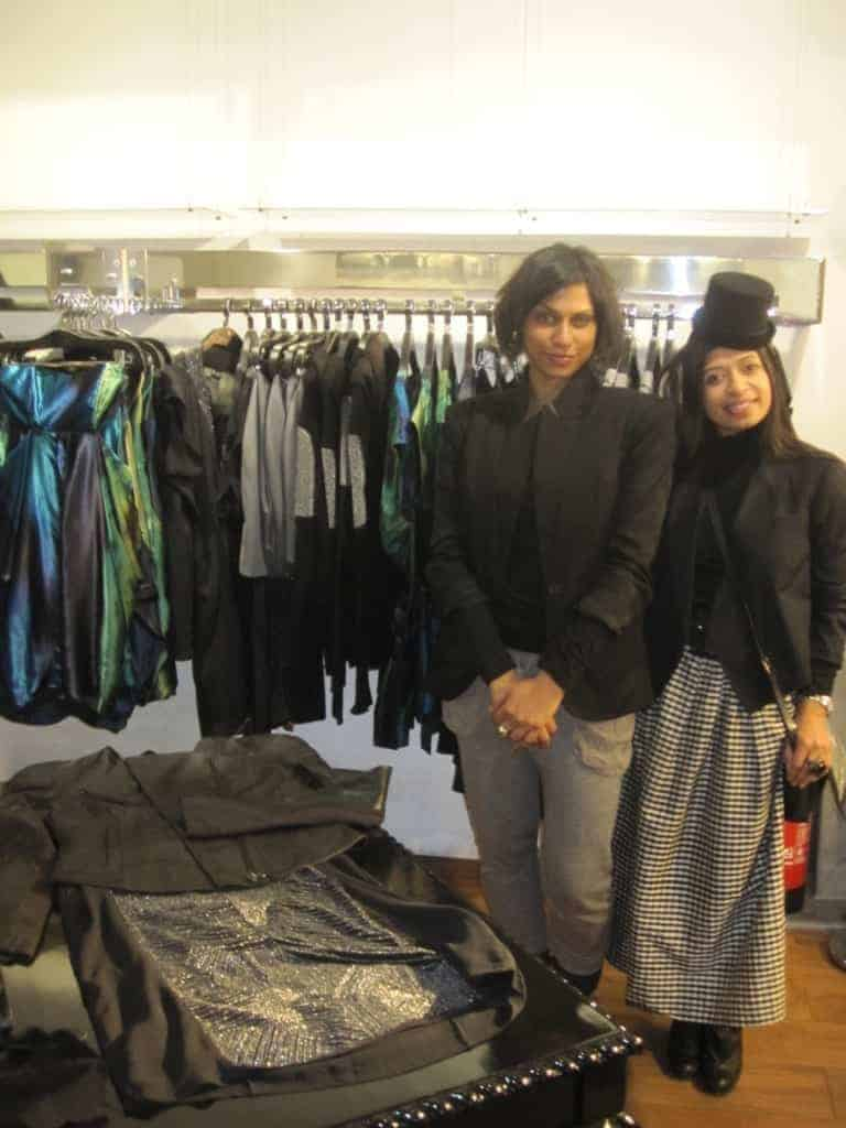 Full Circle's Tara Hettiarachchi and Hina Rahman