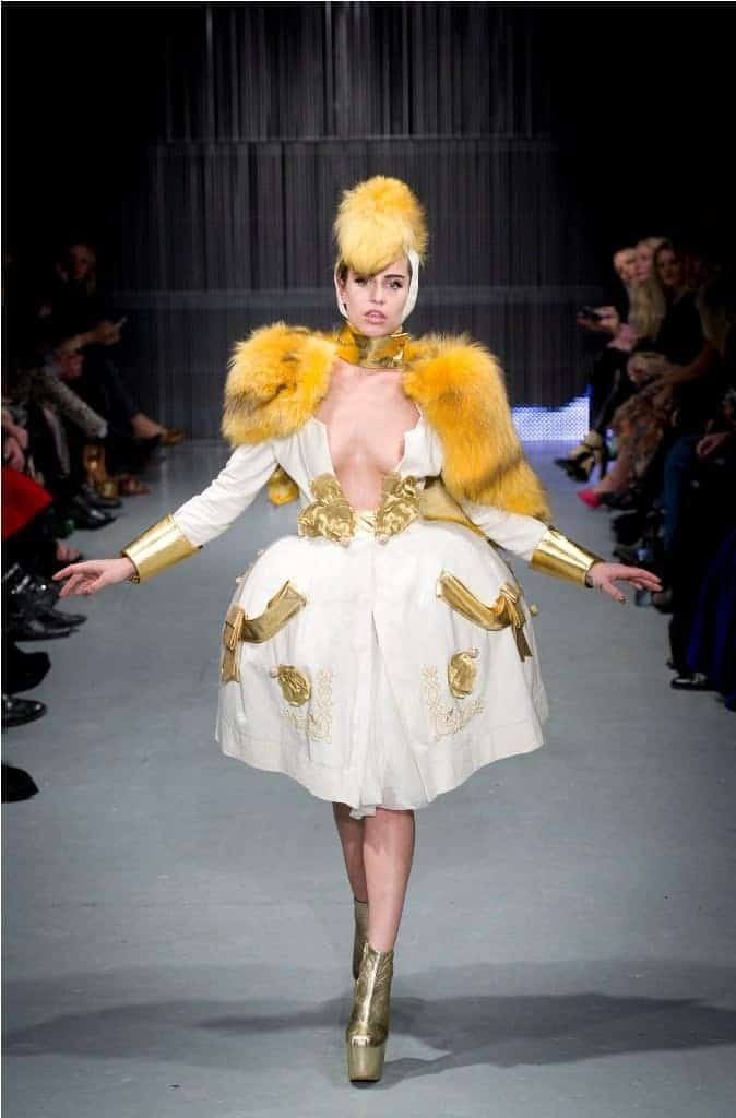 picture by Geoff Pugh                      20/2/2011Pam Hogg at On|Off