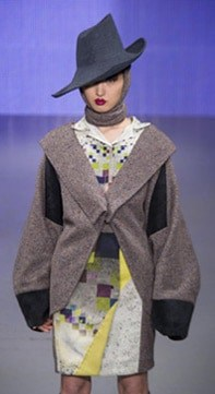 Previous On|Off Visionary Award Winner Louise Amstrup, AW11
