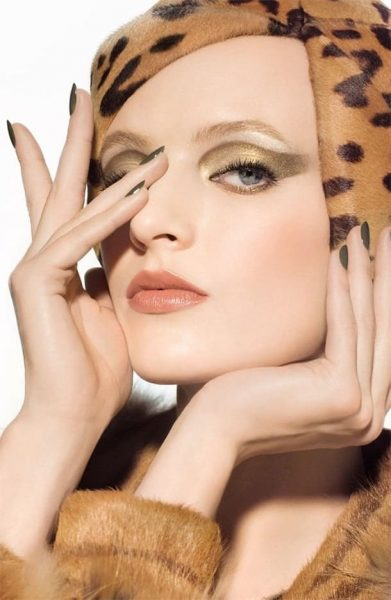 Welcome to the Jungle! Dior Launches AW12 Beauty Collection in Selfridge's