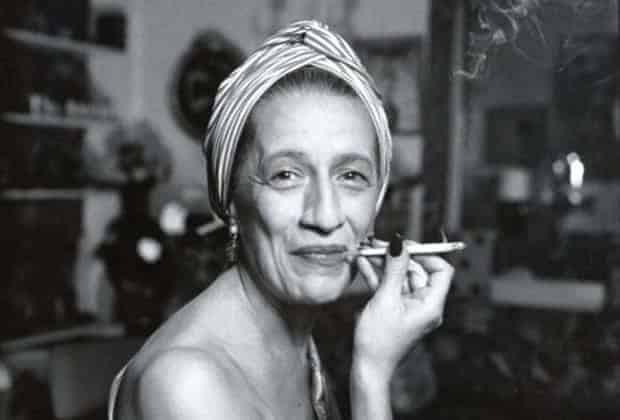 MUST SEE: 'The Eye Has To Travel' Diana Vreeland, FashionBite