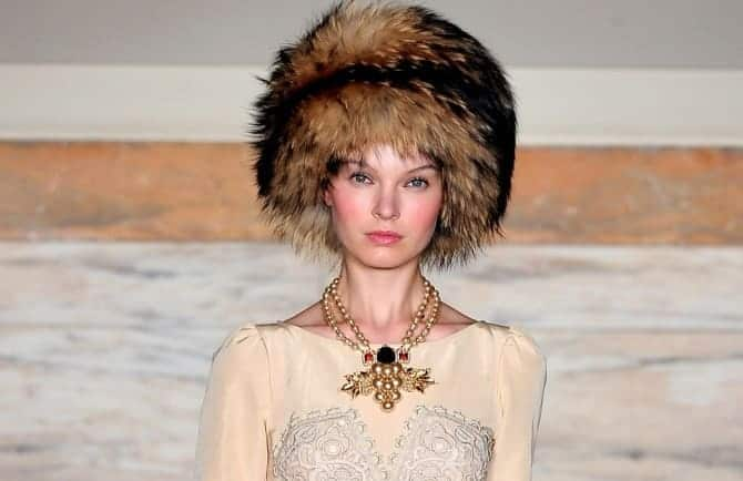 Temperley, autumn/winter 2012, FashionBite