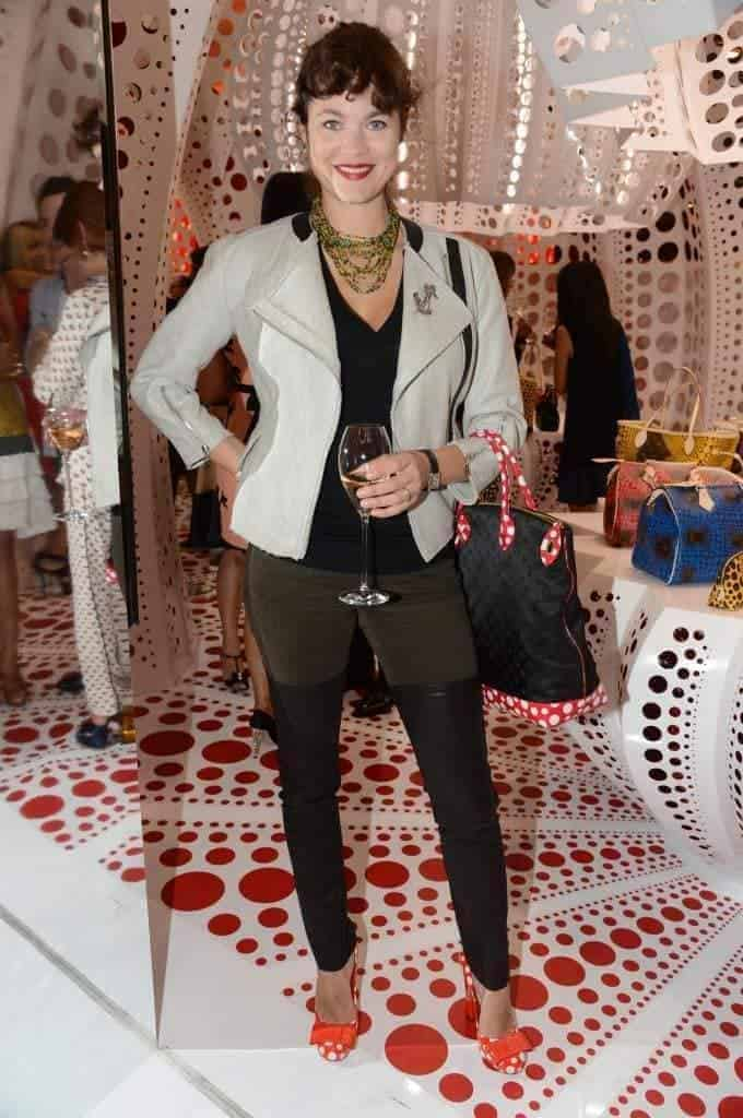 Louis Vuitton and Kusama launch party at Selfridges, London, FashionBite