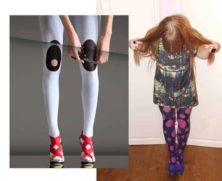 #CuttingEdge Style With The New Lycra Fusion Tights! FashionBite