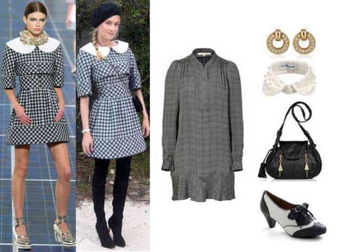 Steal her style_ Diane Kruger in Chanel, FashionBite