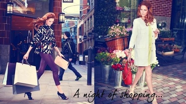 Covent Garden Shopping Night – 20% Discounts! (Thurs May 30th)