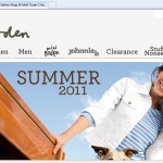 Boden to launch Cashmere Shop for autumn/winter 11