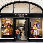 Burberry opens first UK Brit Store + Launch Party Pics!