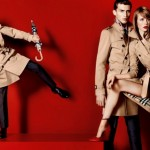 PICS JUST IN: Burberry Campaign (Starring Romeo Beckham!)