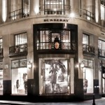 Burberry Opens Biggest Ever Store On Regent Street