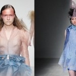 London Fashion Week Day 1: Corrie Nielsen & Bora Aksu