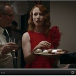 VIDEO PREVIEW: Harvey Nichols Christmas Party Dress 'Catfight'