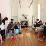 Press Lounge At London Fashion Week!