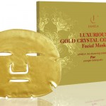 Going For Gold! Jamela Launch 24k Gold Collagen Beauty Mask