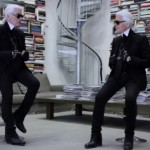VIDEO – Karl Lagerfeld interviews himself for launch of Karl line at Net-a-Porter