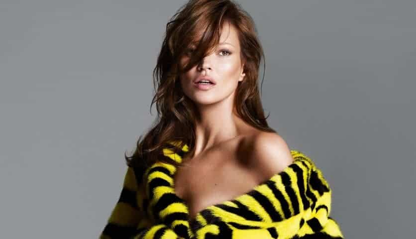 Kate Moss for Versace AW13, FashionBite