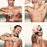 Marc Jacobs As The New Diet Coke Man!