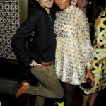 LFW: Marios Schwab Party at the W Hotel