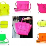 SPRING STYLE – Fluro Pop Your Look With A Fab Neon Bag!