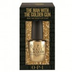 Gold Fingers: OPI Teams Up with James Bond to Mark 50th Anniversary