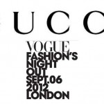 FASHION'S NIGHT OUT: Gucci & FashionBite at John Lewis Oxford Street! (Thurs 6 Sept)