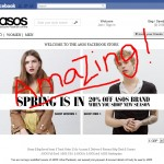ASOS launches first fully integrated Facebook store