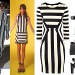GET THE LOOK: Marc Jacobs Monochrome Stripes (As Seen On Alexa Chung)