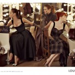 Louis Vuitton's new autumn/winter '10 campaign: FIRST LOOK