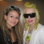 FashionBite interviews London Fashion Week designer Pam Hogg: EXCLUSIVE