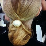 GET THE LOOK: Pearls At Chanel SS13