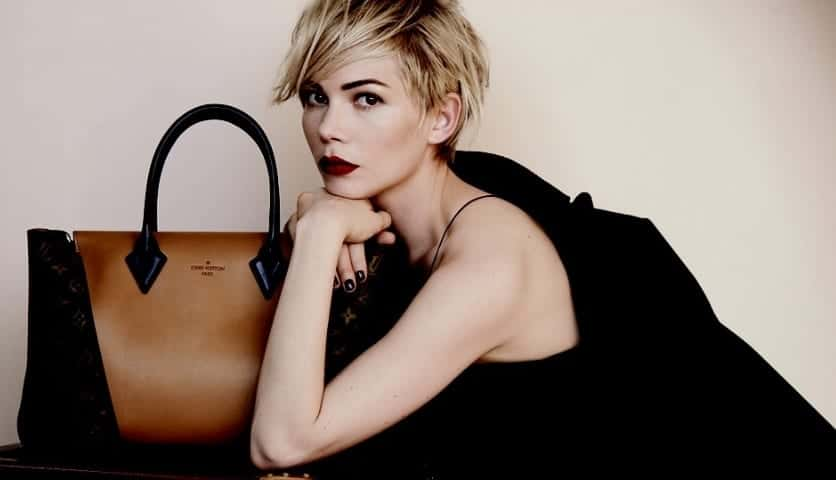 Michelle Williams Stars In New Louis Vuitton Campaign