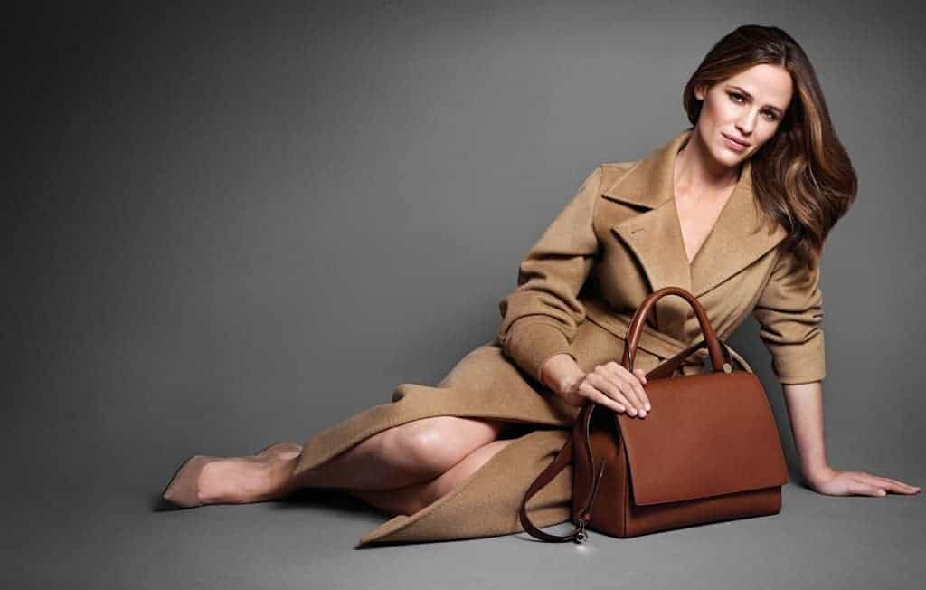 Jennifer Garner: The New Face Of Max Mara