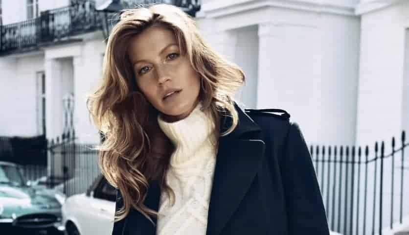 Gisele Sings On New H&M Campaign