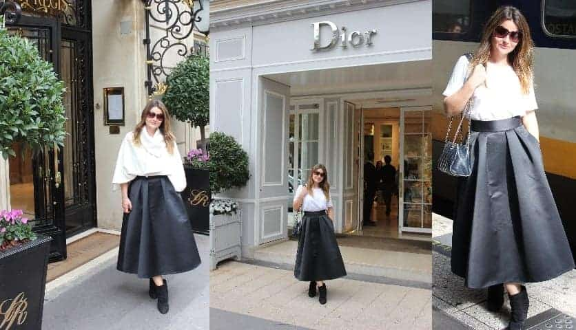 Paris Fashion Week Saturday: What I Wore!