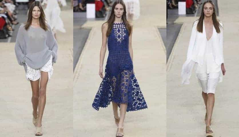 Chloé SS14 At Paris Fashion Week