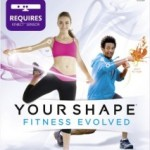 WIN: XBox 360 'Your Shape: Fitness Evolved' DVD plus glam goodies