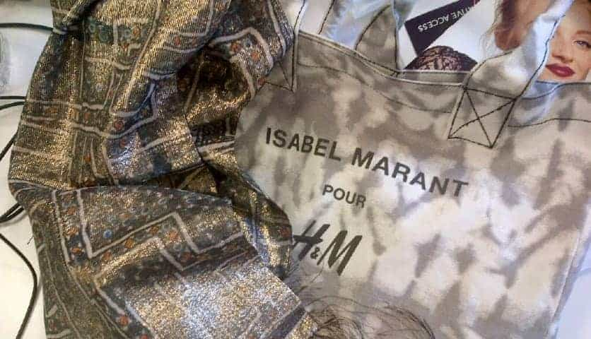 Isabel Marant For H&M A Sell-Out!