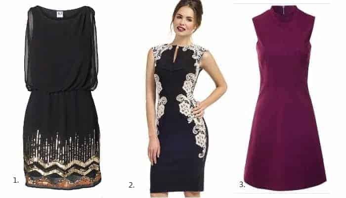 party dress options, Fashionbite