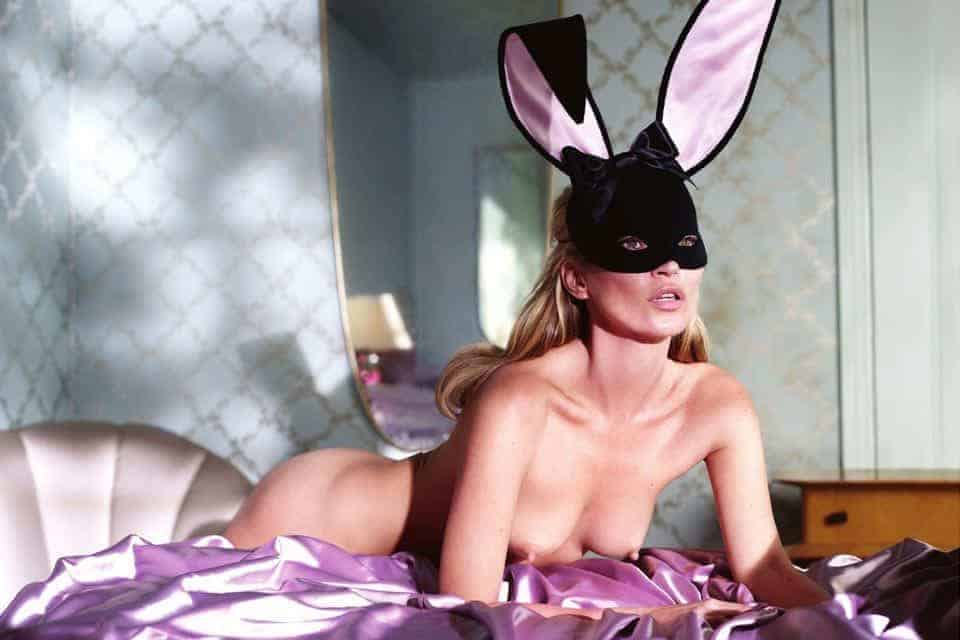 Playboy nude pics with male