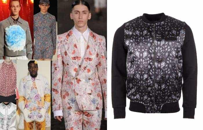Lets Hear It For The Boys! Spring Trends