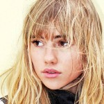 Suki Waterhouse New Face Of Superga