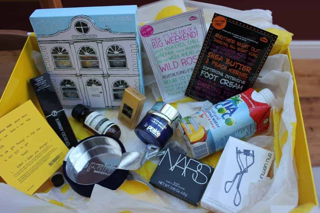 Selfridges Pre-Fashion Week Beauty Gift