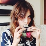 Alexa Chung new face of Nails Inc