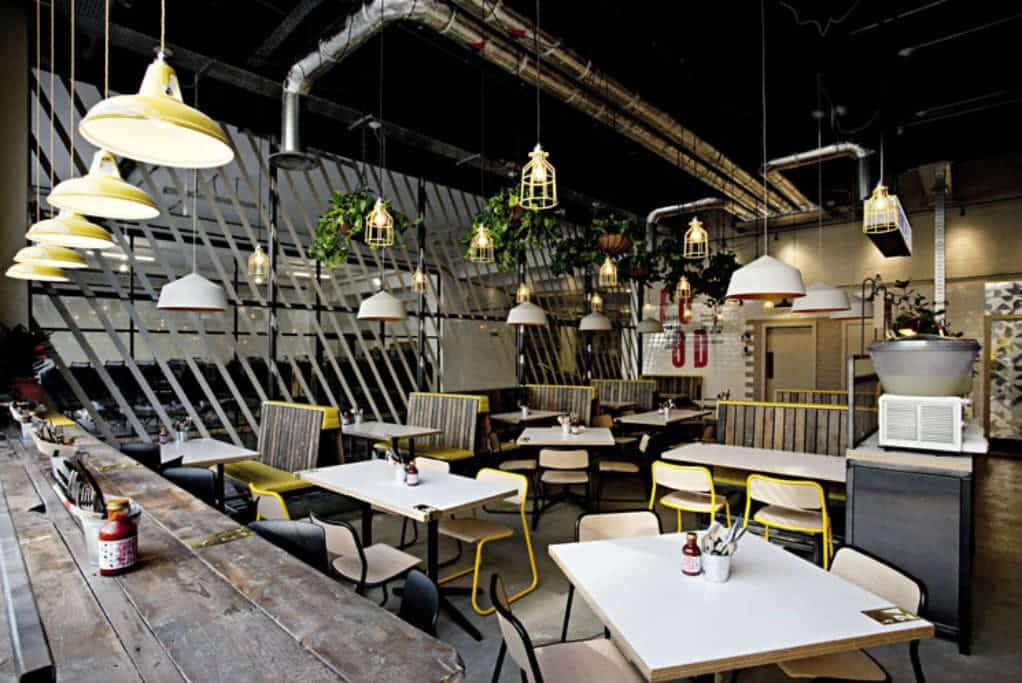 REVIEW: DF Mexico, Shoreditch