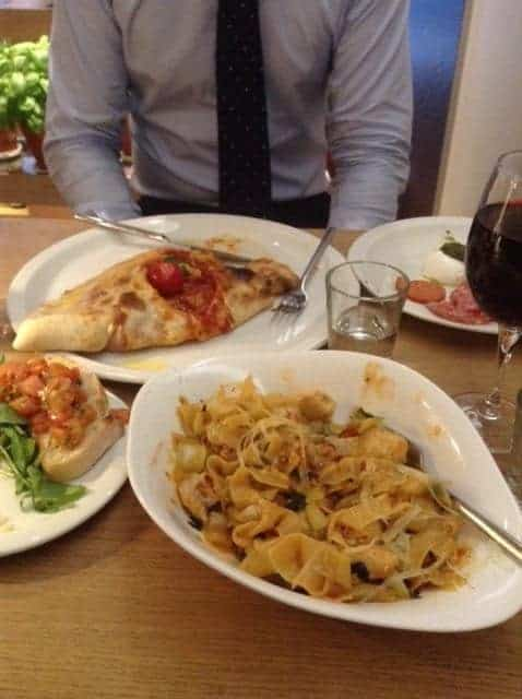 Vapiano review, FashionBite